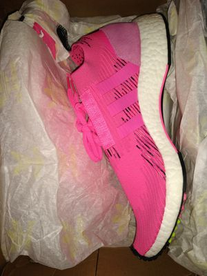 Adidas NMD Racer Pink size 10 mens for Sale in Ravenna, OH