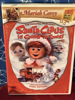 Santa Claus Is Coming To Town DVD for Sale in St. Louis, MO