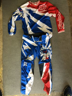Troy lee designs Gp air gear, size 28/small for Sale in Tustin, CA