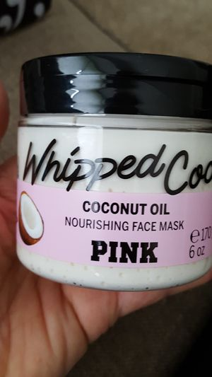 Victoria secret PINK whipped Coco face mask for Sale in Southgate, MI