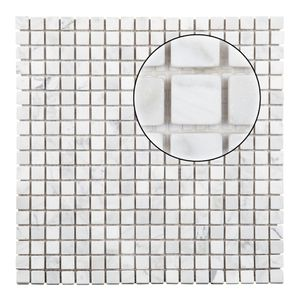 Marble Mosaic Tile- DOMDG001 Volakos for Sale in Rowland Heights, CA