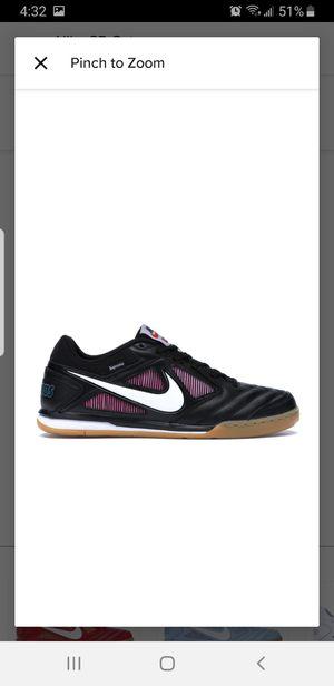 Supreme X Nike SB Gato Size 9 Black New for Sale in Chicago, IL