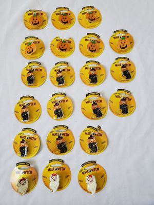 Halloween flashing pins. $3 - each one. Pickup only, ....near to this location : 6105 s. Fort Apache Rd, 89148. for Sale in Las Vegas, NV
