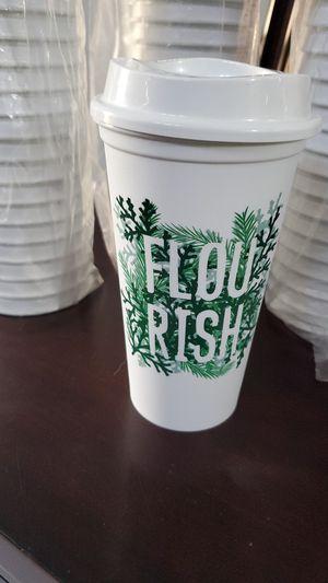 25each STARBUCKS reusable cups FLOURISH for Sale in Miramar, FL