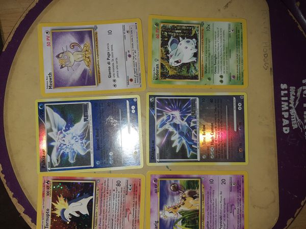《RARE》Special Edition Pokemon Cards