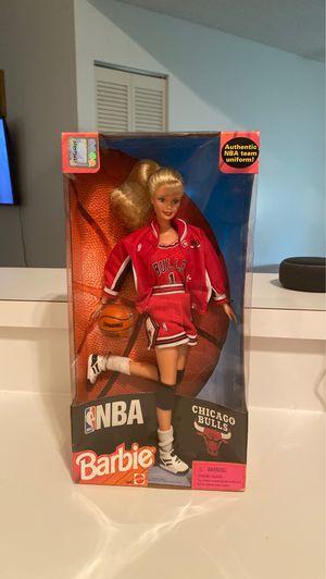 1998 Chicago Bulls Barbie for Sale in Naples, FL
