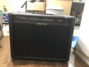 Crate guitar amp for Sale in Fairfax, VA