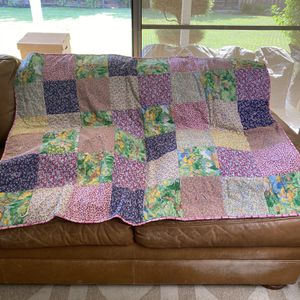 Baby /Girls Hand Made Quilt /Blanket for Sale in Fresno, CA