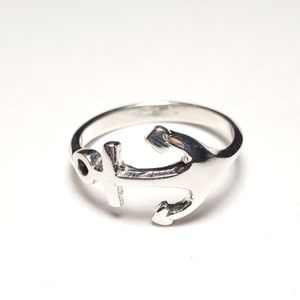 Silver Anchor Ring for Sale in Winston-Salem, NC