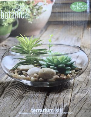Terrarium kit-new in box! for Sale in Pittsburgh, PA