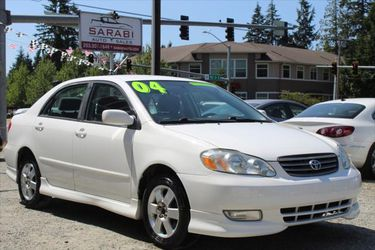 2004 Toyota Corolla for Sale in Puyallup,  WA