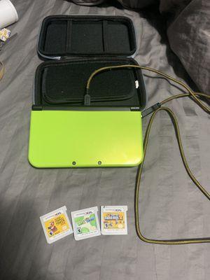 Nintendo 3ds Yoshi addition for Sale in Alexandria, VA