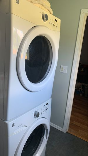 Washer and dryer great condition for Sale in Oklahoma City, OK