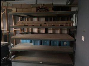Metal shelf for Sale in Victorville, CA