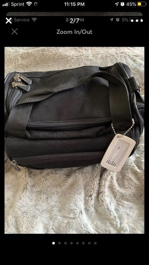 American Tourister travel bag with lock for Sale in Sacramento, CA