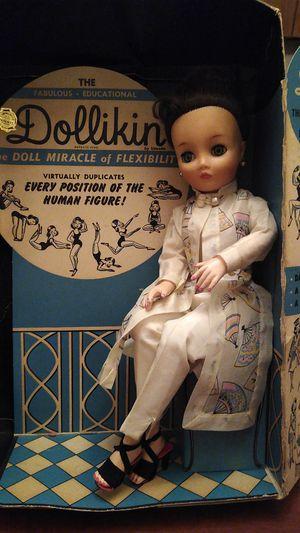 Dollikin doll for Sale in La Vernia, TX