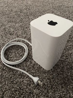 AirPort Extreme WiFi Router Access Point for Sale in Bountiful, UT