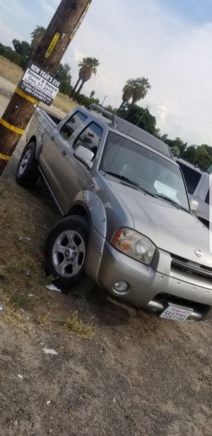 01 Nissan Frontier v6 supercharg for Sale in Fresno, CA