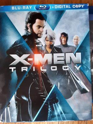 X-men Trilogy Blu ray for Sale in Fresno, CA