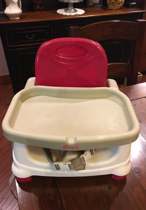 Fisher Price Booster Seat PICK UP ONLY for Sale in Buckley, WA