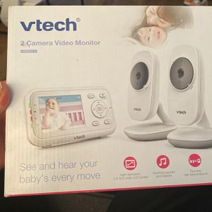 V Tech 2 Camera Video Monitor for Sale in Brooklyn, NY