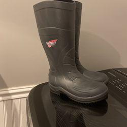 Women Steel Toe Rain boots Size 7 for Sale in Long Beach,  CA