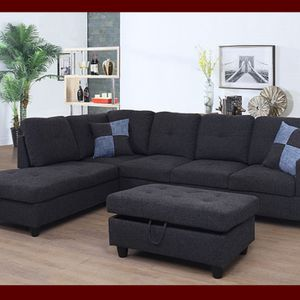Brand New Sectional Sofa Couch for Sale in Wheaton, IL
