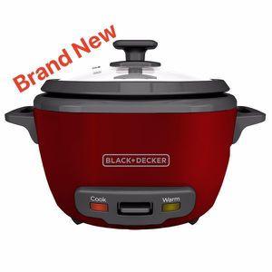 Rice Cooker Maker Kitchen Olla Arrocera 14 CUP Black &Decker RC514R for Sale in Miami, FL