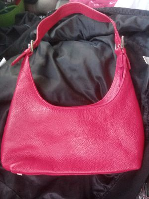 Bally red leather hobo bag for Sale in Seattle, WA