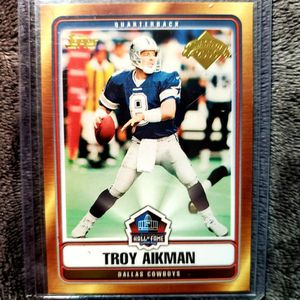 ☆Troy Aikman HOF Card☆ for Sale in Columbus, OH