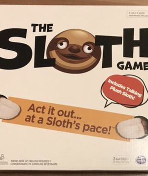 The Sloth Game-Fun Kids/Family Game! PENDING for Sale in Aloha, OR
