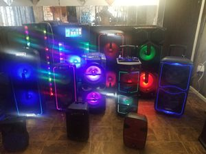 Speakers home bluetooth for Sale in Odessa, TX