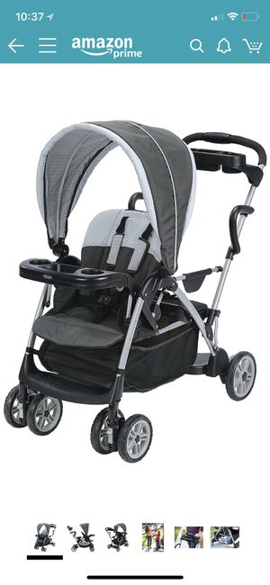 Double stroller. Baby and kid items for Sale in Santa Monica, CA