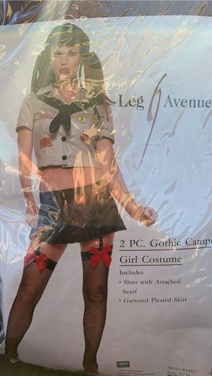 Gothic camper girl costume. Girl Scout costume. for Sale in Huntington Beach, CA