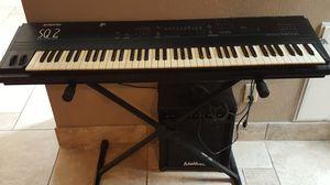 Ensoniq SQ2 32 voice personal music studio keyboard and amp included for Sale in Tempe, AZ