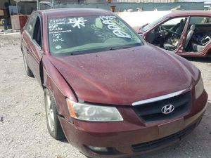 2008 Hyundai Sonata for Parts 046639 for Sale in Las Vegas, NV