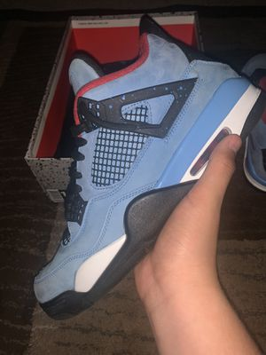 "Travis Scott jordan 4 ""cactus jack"" for Sale in Sunnyvale, CA"