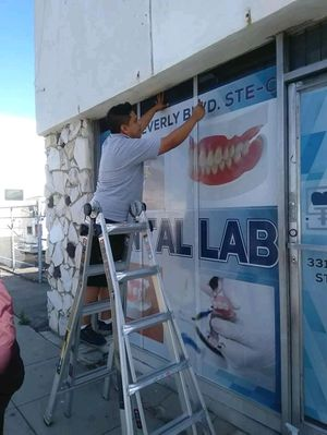 Window Decal for Sale in Montebello, CA