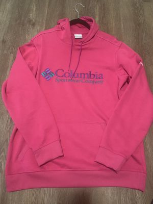 Pink Columbia hoodie size Large for Sale in College Park, GA