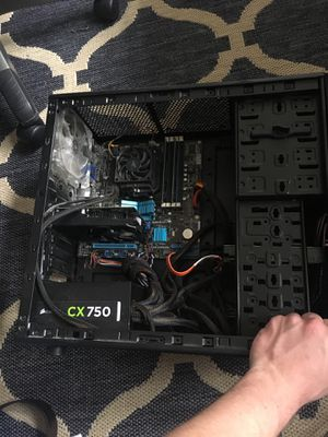 Gaming computer, desktop for Sale in Rockville, MD