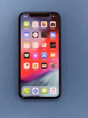 Apple iphone x unlocked $499 cash unlocked like new for Sale in Orlando, FL