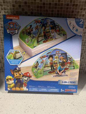 Paw Patrol Tent for Sale in Covina, CA