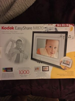Kodak easy share digital pictures frame new in package 40$ FIRM for Sale in Glen Burnie, MD