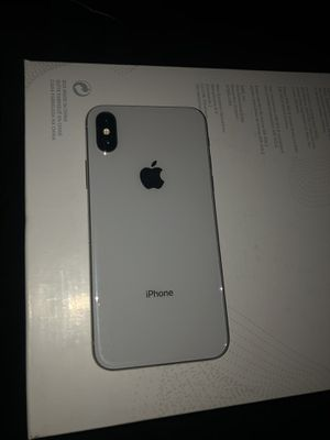 iPhone X 64gb for Sale in Phillips Ranch, CA