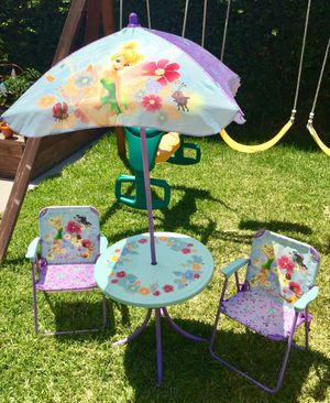 Child patio set for Sale in Santa Fe Springs, CA