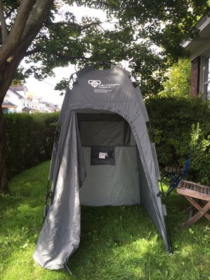 Privacy Tent Screen w/ window vents for camping changing or toilet for Sale in Pittsburgh, PA