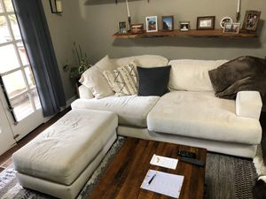 Sofa set! Love seat included, decorative pillows are not. for Sale in Portland, OR