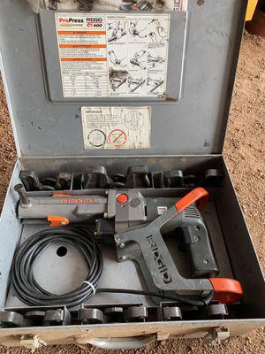 Pro press crimper for Sale in Payson, AZ