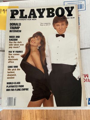 Playboy Magazine - Trump Edition & More! for Sale in Tampa, FL