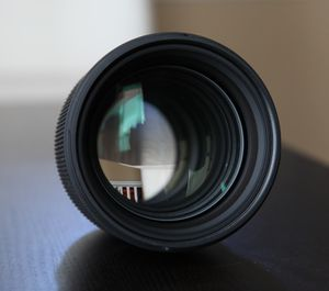 Sigma 85mm f/1.4 DG HSM Art Lens for Canon EF Used on a few shoots. Perfect condition for Sale in Carrollton, TX